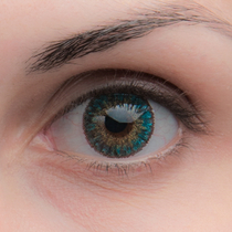 Цветные линзы EOS G307 Turquoise
