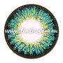 Цветные линзы EOS G307 Turquoise Фото 3
